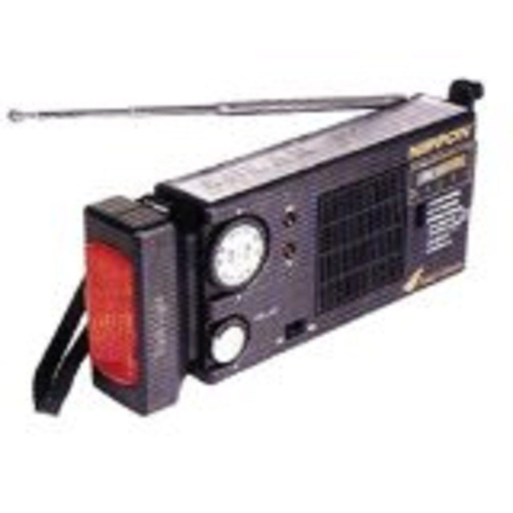 Dynamo Solar Radio With Light AM/FM Model #DC18