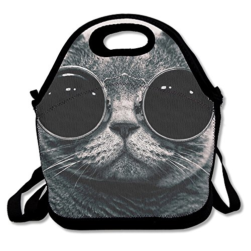 Tydo Lunch Bags Cats Animals Sunglasses Backpacks Picnic Bags Fast Food Packaging For Men Women Girls - Sunglasses For Kids Walmart At