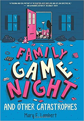 Family Game Night And Other Catastrophes Mary E Lambert 9780545931984 Amazon Books