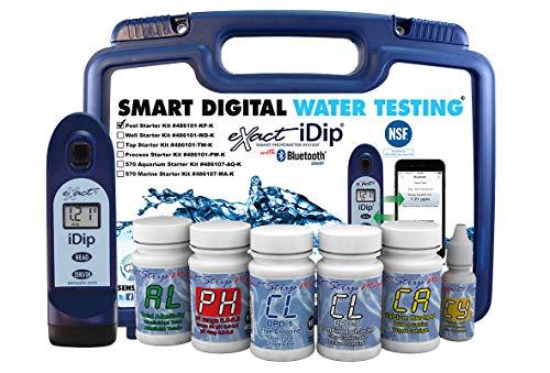 eXact iDip Photometer 486101-KP Pool Starter Kit Without Meter