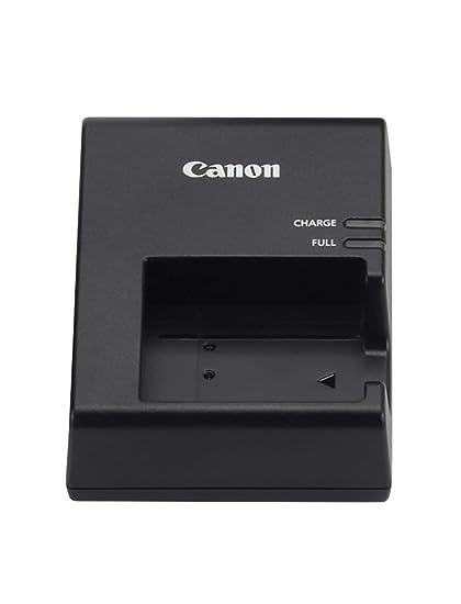 Canon LC-E10 - Cargador de batería para Canon LP-E10, Negro: Canon ...