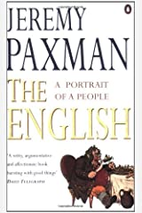 The English. A Portrait of a People by Jeremy Paxman (1999-09-30)