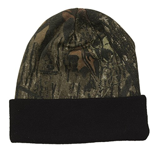 Mossy Oak Licensed Camo Knit Cuff Beanie by Mossy Oak