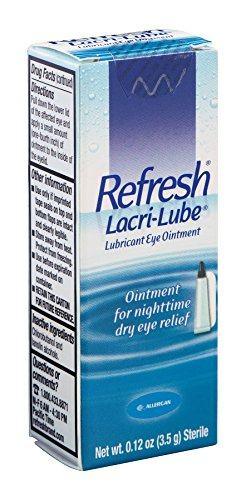 Allergan Refresh Lacri-Lube Lubricant Eye Ointment 3.50 G