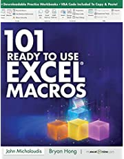 101 Ready To Use Microsoft Excel Macros
