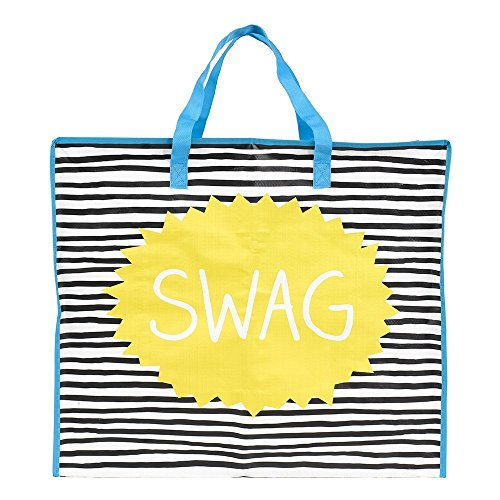Happy Jackson Large Stuff Oversized Swag Bag by Happy Jackson