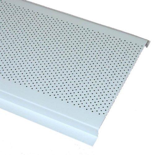 Aluminum Undereave Vent - 6