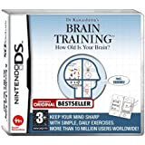 Dr Kawashima's Brain Training: How Old Is Your Brain (Nintendo DS) [Importación inglesa]
