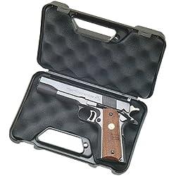 MTM Pocket Pistol Case (Black)