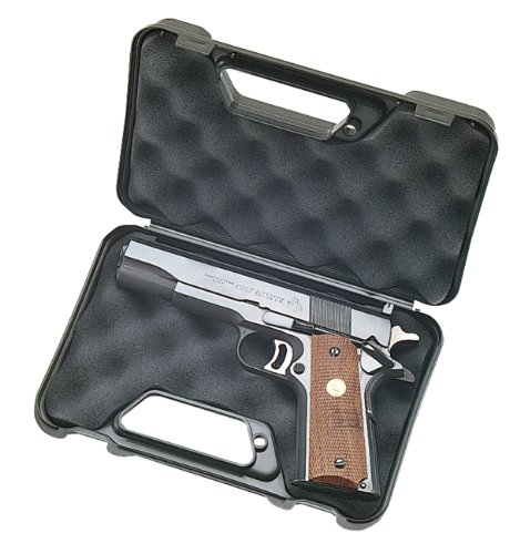 MTM Case-Gard Rectangle Pocket Pistol Case, -
