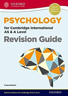 cambridge international as and a level psychology revision guide rh amazon co uk Plans Revision Guide GCSE Revision Guides
