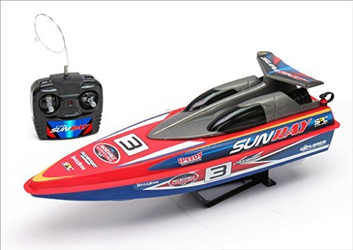 RadioShack Remote Control Sunray Speed Boat by RadioShack