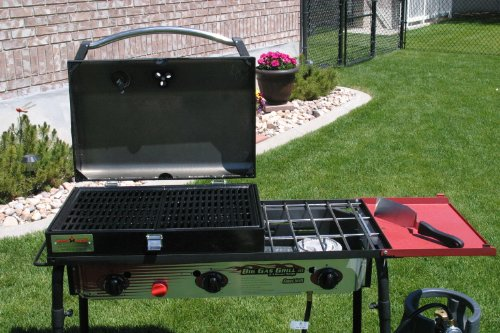 Camp Chef Big Gas Grill Gas Barbeque Reviews