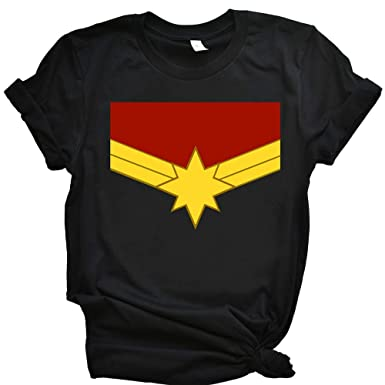 049c2816da6 Captain Marvel T-Shirt - Feminist T-Shirt at Amazon Women's Clothing store