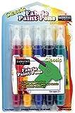 Sargent Art 97-0505 5ct Classic Fabric Paint Pens, 5 Color Set