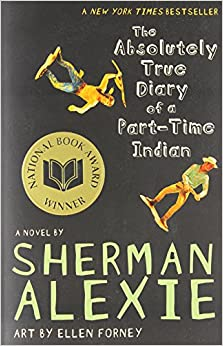 Image result for the absolutely true diary of a part-time indian