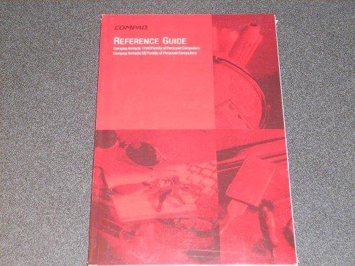 Reference Guide - COMPAQ ARMADA 1700 & SB Family of Personal - Computer Compaq Manuals