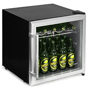 Lec Litre Small Table Top Drinks Cooler Fridge Refrigerator In - Small table top refrigerator