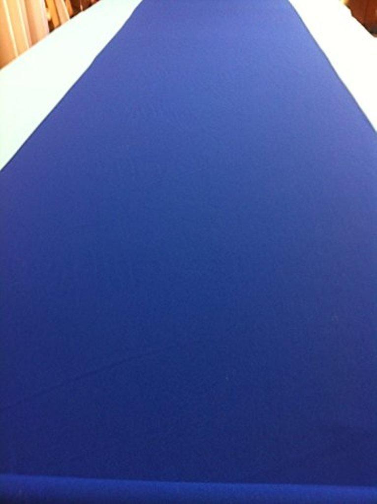Royal Blue Aisle Runner 30 feet