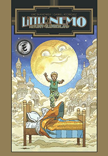 Little Nemo: Return to Slumberland por Eric Shanower