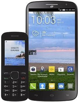 Alcatel A995G Prepaid Smartphone