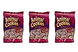 Stauffers Animal Cookies, Iced 14.5 Oz (3 Pack)