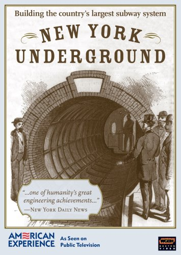 comprar dvd amazon american experience the race underground