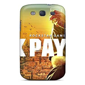 Excellent Design Max Payne 3 2012 Game Case Cover For Galaxy S3