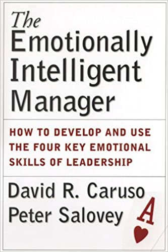 The Emotionally Intelligent Manager: How to Develop and Use