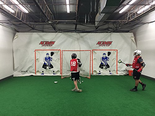 RAVE Sports Attack Zone 16' x 8' Lacrosse Shooting Tarp by RAVE Sports (Image #2)