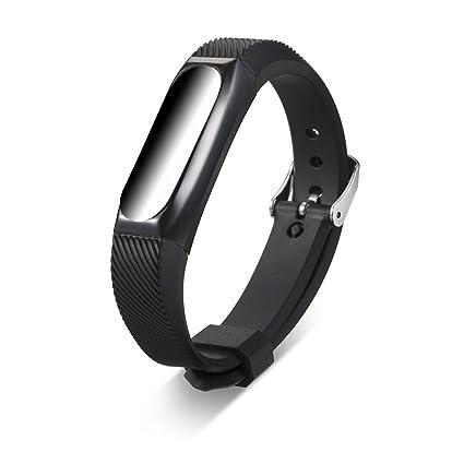 Amazon.com : RuenTech bands for Xiaomi Mi Band 2 band 0.9Ft ...