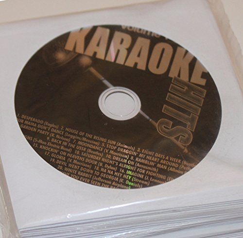 (Ship from USA) Karaoke Hits And NEW 2009 Kurrents 33 CD+G's NEW Classic,Pop,Country,Oldies! .PACKNO-GJOWH712BF4104