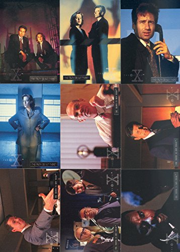 Used, X-FILES SEASON 2 1996 TOPPS COMPLETE PARALLEL CARD for sale  Delivered anywhere in USA