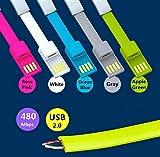 Infinite U Fashion Design White Bracelet/Wrist