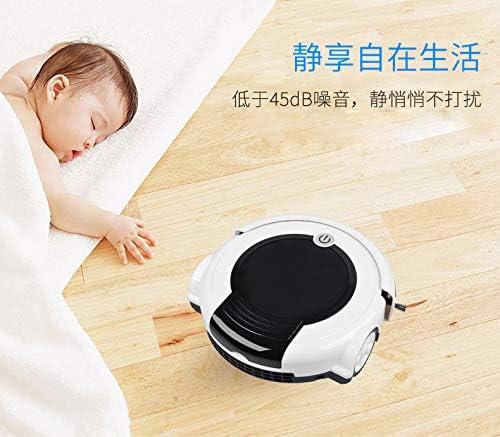Robot Aspirateur Balayage Robot Ménage Muet Entièrement Automatique Intelligent Ultra-mince Mini Vadrouille Le Sol