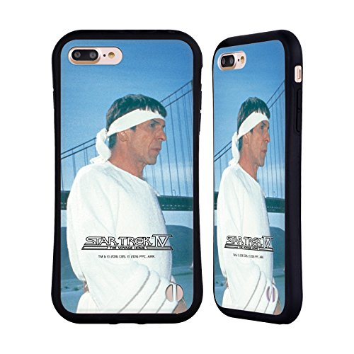 Official Star Trek Vulcan Robe Headband Spock The Voyage Home Tos Hybrid Case For Apple Iphone 7 Plus   8 Plus