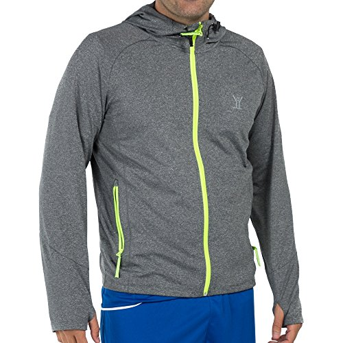 Kixsports-Tech-Hoodie-for-Men-Women-Perfect-FallWinter-Running-or-Track-Jacket-Also-Great-for-the-Gym-Hiking-or-Soccer-CoachesPlayers-Hitting-the-Field-100-Satisfaction-Guarantee