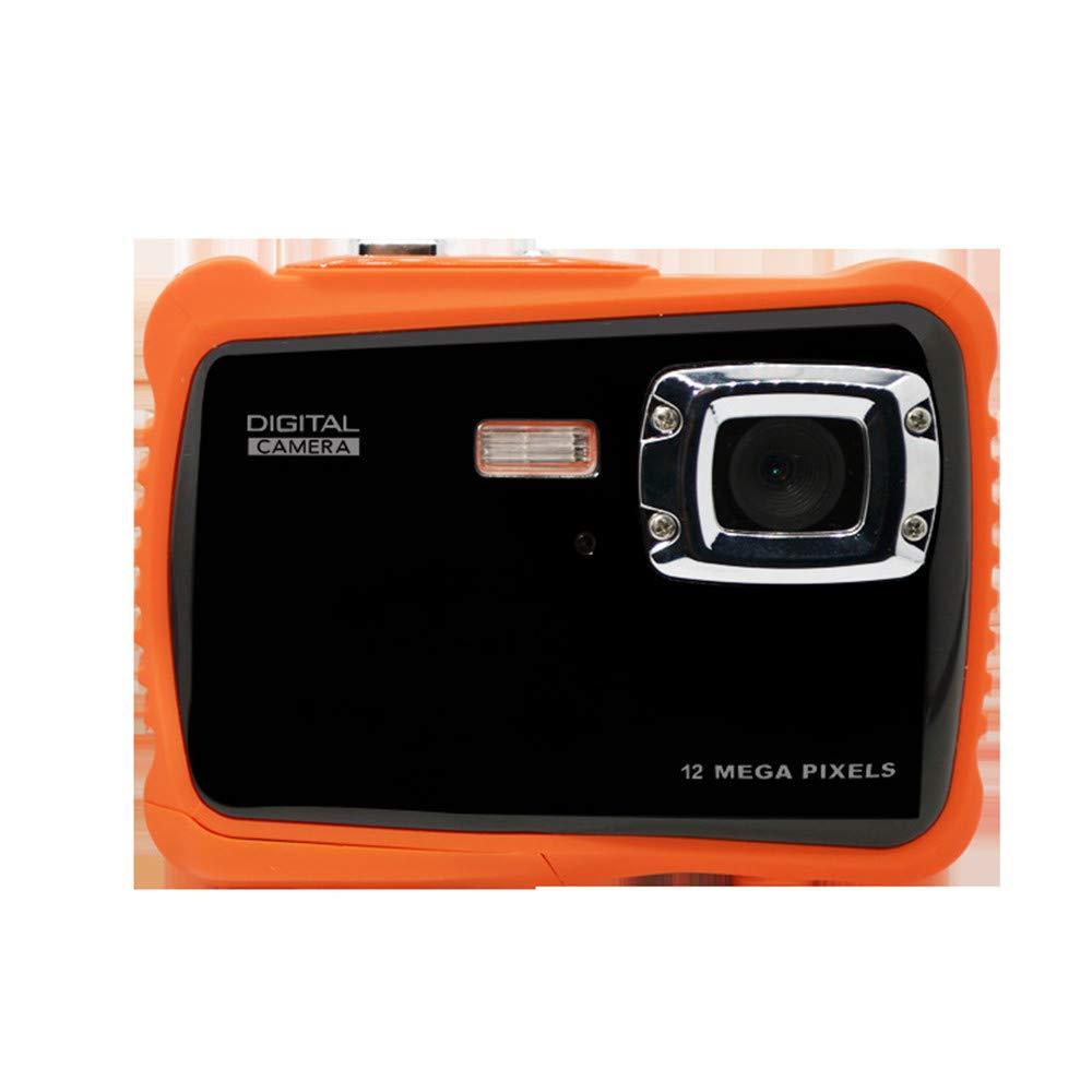 防水デジタルカメラ4倍デジタルズーム/ 8MP / 2インチTFT液晶画面の子供のための防水カメラクリスマスギフト (Color : Red) B07NQ6NTMD Red