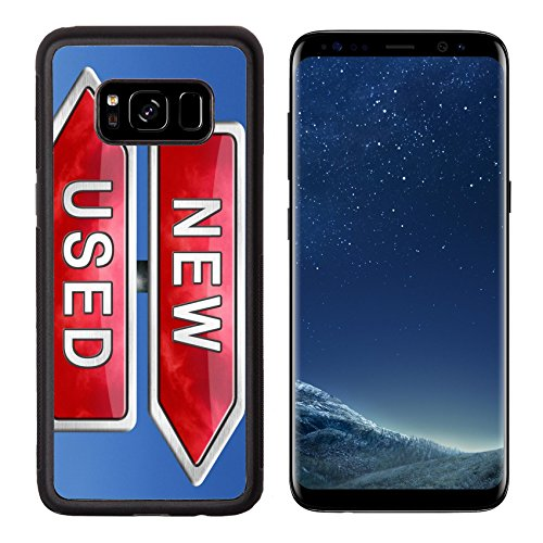 MSD Premium Samsung Galaxy S8 Aluminum Backplate Bumper Snap Case or new latest or old second hand car or recycled product comparison before IMAGE 21175428