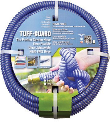 "ea JGB Enterprises 001-0106-1200 Tuff-Guard 5/8"" x 100' Blu"