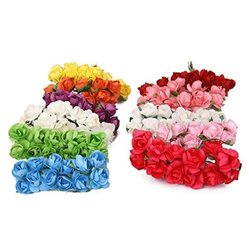 Gleader Mini fiori carta 7