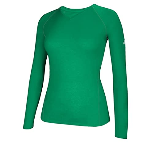 990cf0c2e Image Unavailable. Image not available for. Color: adidas Climalite Long  Sleeve Tee ...