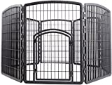 Best modern pet door - IRIS Exercise 8 Panel Pen Panel Pet Playpen Review