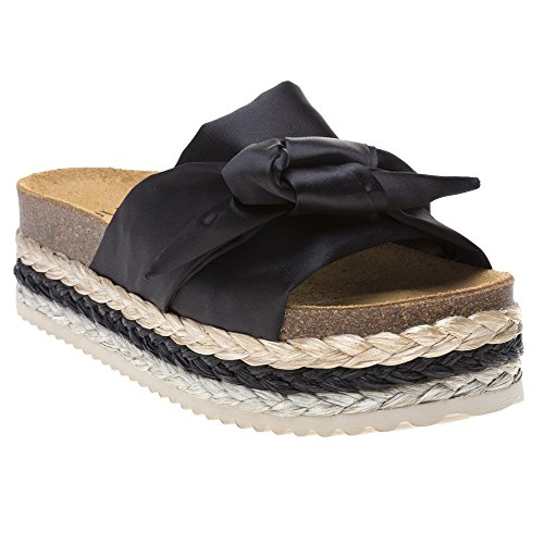 Sole Effie Sandals Black Black lJaqso6