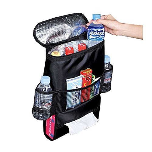 JUJU MALL-AUTO Accessories New Car Seat Back Multi-Pocket Insulation Storage Bag - Mall Outlet Syracuse