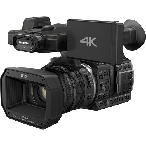 (Panasonic 4K HC-X1000 20x Optical Zoom Camcorder - MPEG - 4 AVC and H.264 - CMOS (International Model))