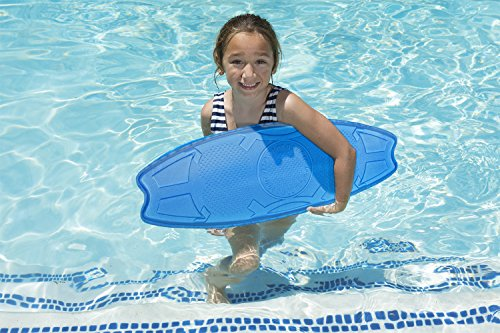 51aX5wxzoQL - Poolmaster Swimming Pool Underwater Surf Board, Blue
