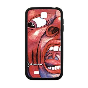 king crimson in the court of the crimson king Phone Case for Samsung Galaxy S4 Case