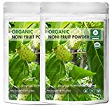 Naturevibe Botanicals USDA Organic Noni Fruit Powder (2lbs) (2 Pack of 1lbs Each) – Morinda Citrifolia For Sale