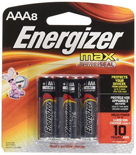Energizer-Eveready 05669 E92BP-8 AAA Battery